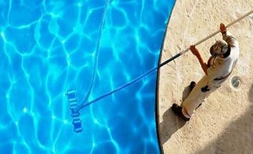 Entretien et nettoyage de piscine à Voiron /Isère 38