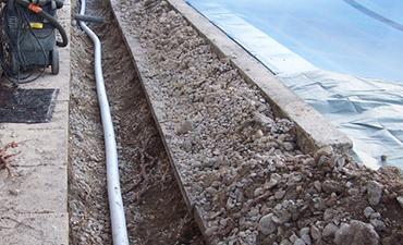 Rénovation et réparation de piscine à Voiron et enIsère 38