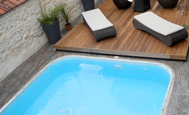 Terrasse mobile à Voiron - Vente et installation